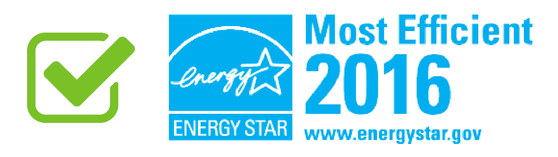 Winner of Energy Star's Most Efficient Window Award in 2016