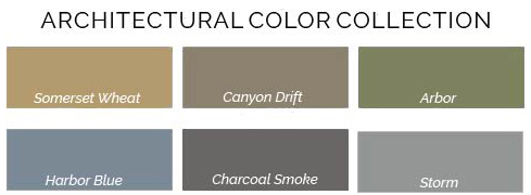Premium Siding Color Options