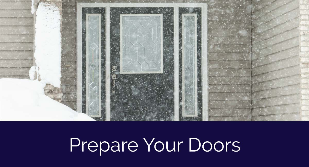 7. Preparing Your Doors for Winter
