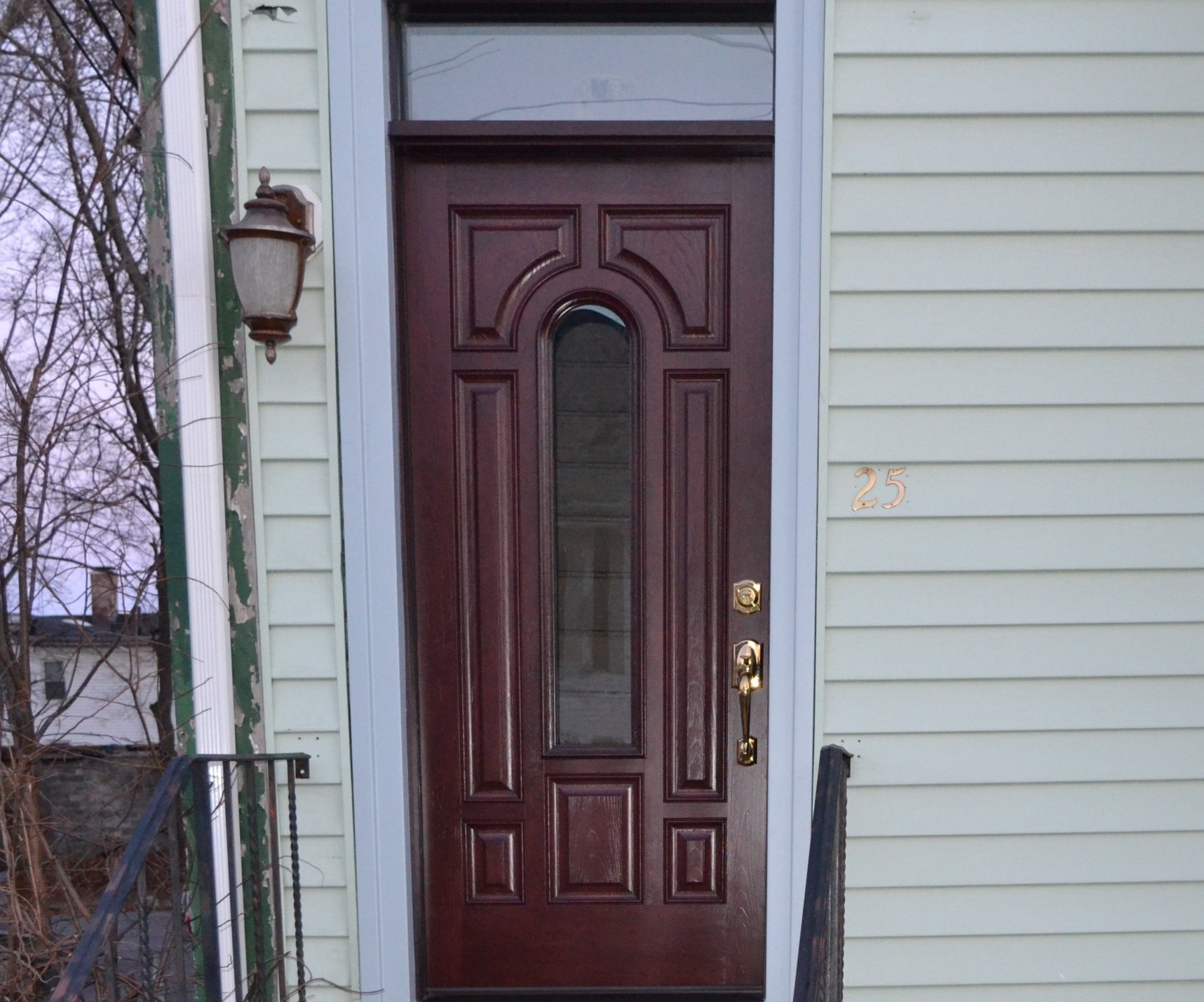 Entry doors in fitchburg ma coastal windows exteriors for Energy efficient entry doors